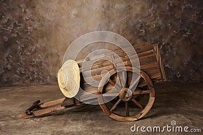 Western Wagon Cart Royalty Free Stock Photos Image 13048708
