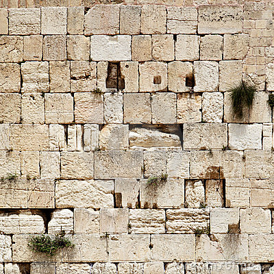 Free Western Wall Stock Photo - 10974350