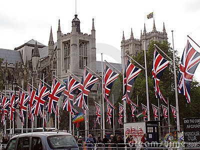 Westminster Abbey Editorial Stock Image