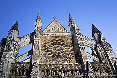 Westminster abbey Editorial Stock Photo