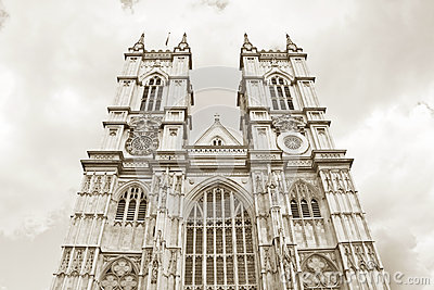 Westminster Abbey, London Stock Photo - Image: 25967460