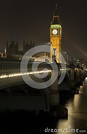 Westminster Bridge & Big Ben