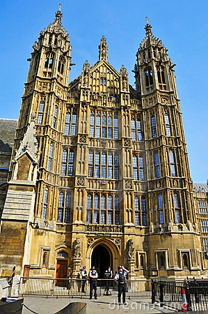 Westminster Palace, London, United Kingdom Editorial Image