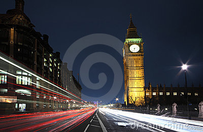 Westminster s traffic