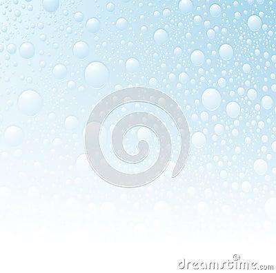 Wet background