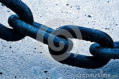 Wet chain
