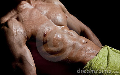 Wet muscle