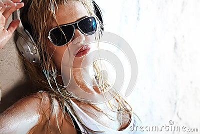 Wet music