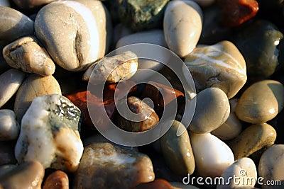 Wet stones 1