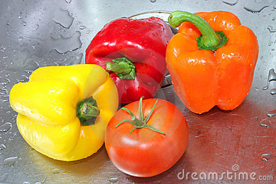 Wet Vegetables 1