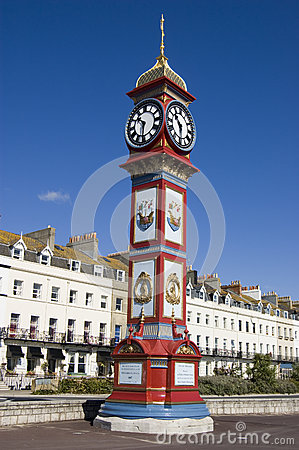 周年纪念时钟, Weymouth