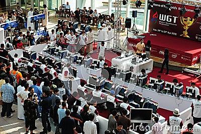 WGT Dubai Editorial Photography