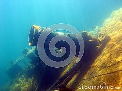 Whaling wreck