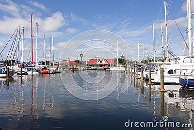 Whangarei Town Basin - NZ