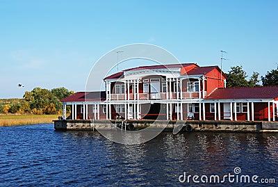 Wharfboat