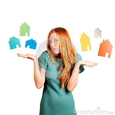 Free What House To Choose  Stock Photo - 31862960
