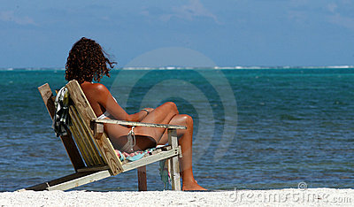 What about swimming? - Belize
