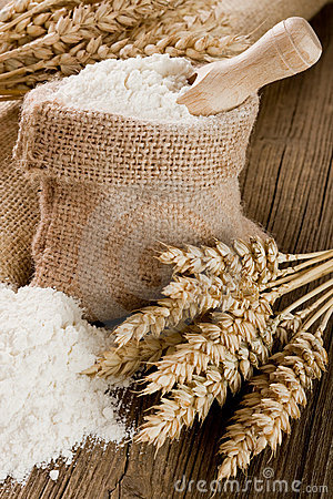 Free Wheat And Flour Stock Images - 16717914