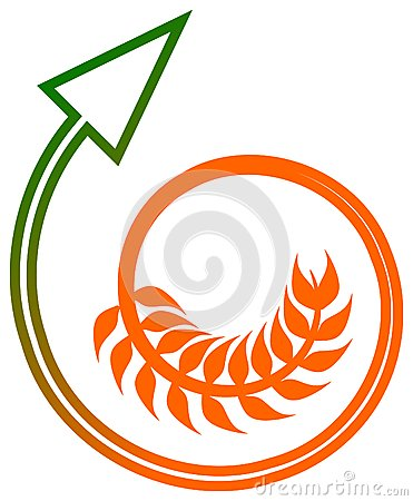 Wheat arrow