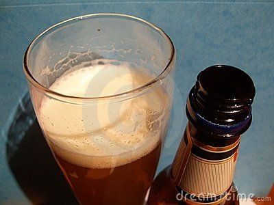 The wheat beer