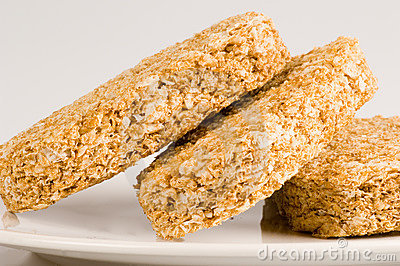 Wheat biscuit breakfast