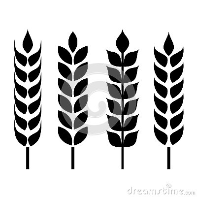 Free Wheat Ear Icon Royalty Free Stock Photography - 48834917