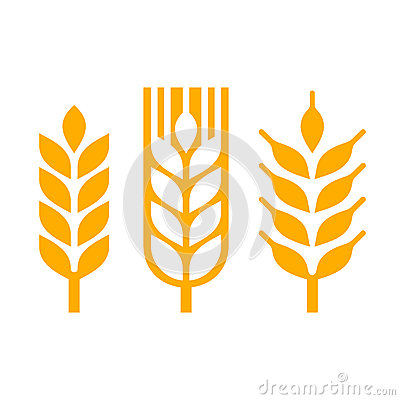 Free Wheat Ear Spica Icon Set. Vector Stock Photography - 60155852