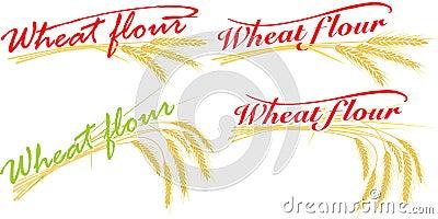 Wheat flour compositions