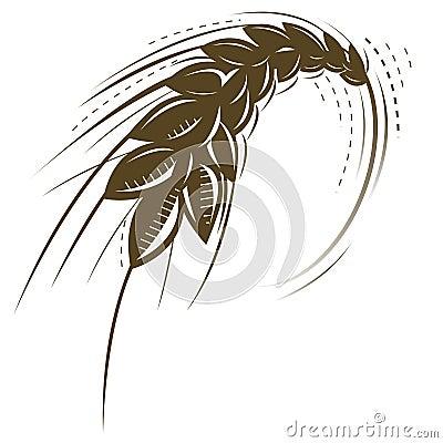 Free Wheat Icon Royalty Free Stock Image - 16252456