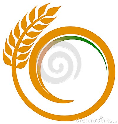 Wheat swirl