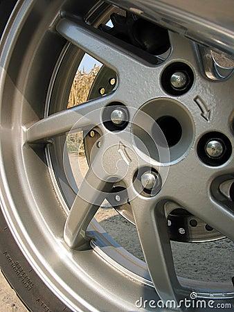 Free Wheel Stock Photo - 1532010