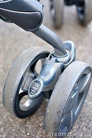 Wheel braking system
