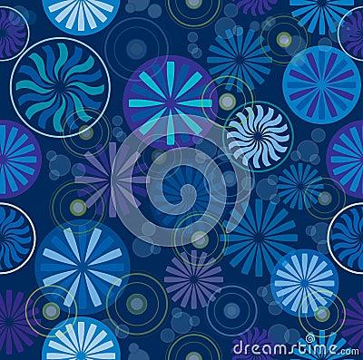 Wheel and Round Background