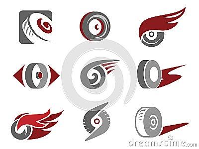 Wheel signs