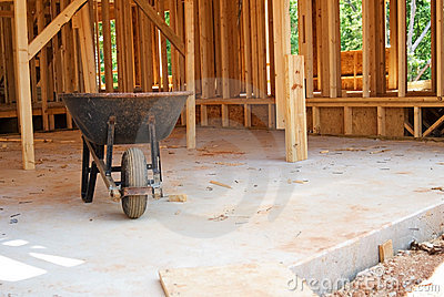 Wheelbarrow /Construction Site