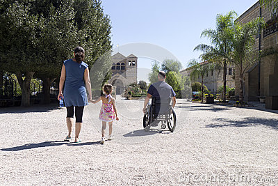 Wheelchair Church