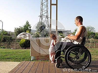 Wheelchair Laundry
