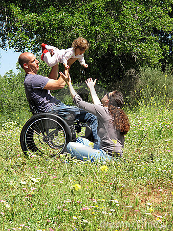 Wheelchair Picnic Game