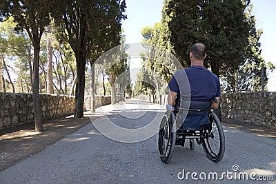 Wheelchair Road