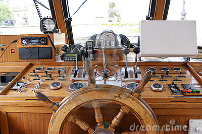 Wheelhouse (flying bridge, Bridge of a ship)