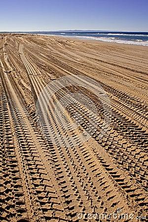 Wheels tracks