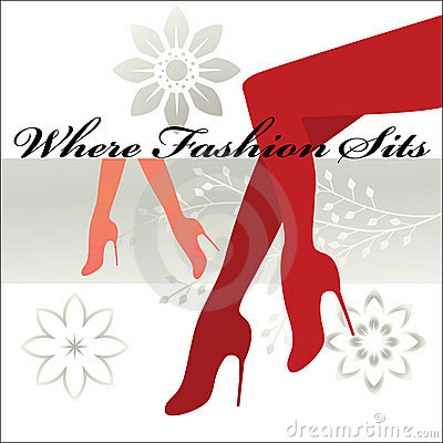 Where Fashion sits - Shapely legs and feet