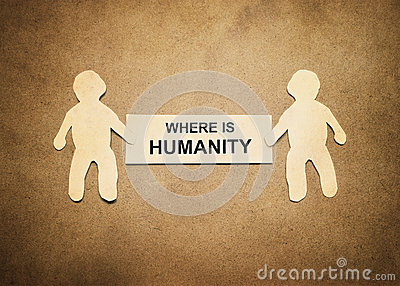 Where is humanity