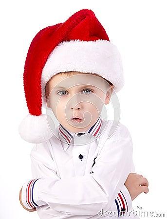 Where is Santa ?