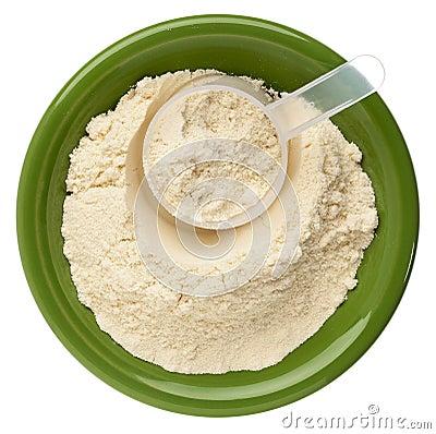 Free Whey Protein Powder Stock Photos - 31198063