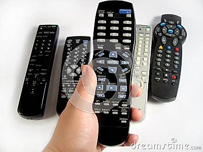 Which remote?