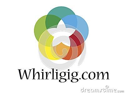 Whirligig logo