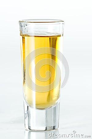 Free Whiskey Shot Stock Photography - 31645352