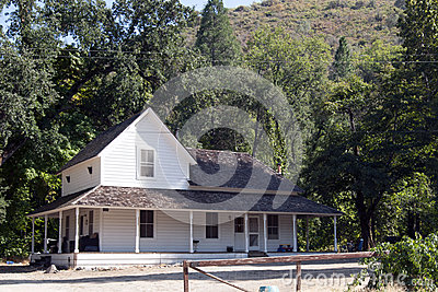 Whiskeytown Camden House Caretaker