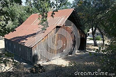 Whiskeytown Camden House Horse Barn